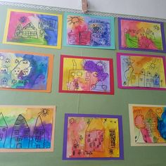 Ideas Para, Sculptures, Gallery Wall, Frame, Kids, Home Decor, Classroom, Picture Frame, Young Children