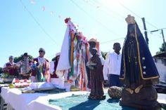 Terno de Congada Chapéus de Fita, 14° Eoncontro de Congada, Bairro de Santa Ifigênia, Olímpia (SP)Photo24
