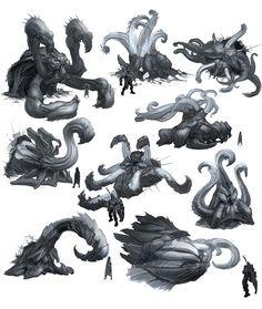 Darksiders concept art