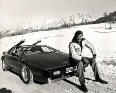 Lotus Esprit Turbo- The James Bond International Fan Club