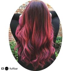 #Repost @fluffbar with @repostapp  ・・・  Welcome to the mermaid life~ Fluff #colorist, Alise, using Alter Ego Technofruit and Just Color. #alteregoitalynorthamerica #modernsalon #fluffbar #behindthechair #haircolor #hairstyles #hairdye #hair #hairgoals