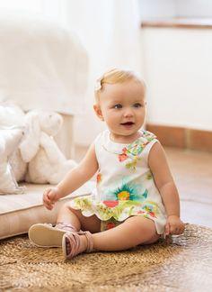 Coleção Baby Mayoral Primavera Verão 2016