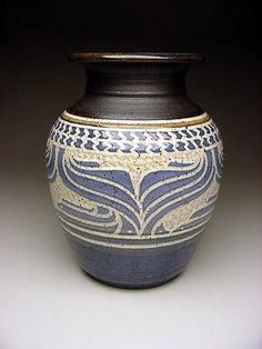Designed Vase by Charles Smith (artist}.