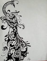 polynesian peacock tattoo - Google Search