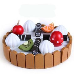Wooden Sushi set Pretend Play- Great quality Kitchen Toys  Vendor: MengYin Store Type: Kitchen Toys Price: 19.99  Lovely wooden sushi pretend play set. it comes with wooden pieces to make the sushi pretend play a lot more fun. It comes with the different pieces to assemble a nice sushi trade. It is a great game and excellent for pretending play with friends at a play date or with the family. Children enjoy having to make their own dishes and they usually observe a lot when parents cook or… Toy Kitchen, Kitchen Sets, Sushi Set, Quality Kitchens, Interactive Toys, Accessories Store, Pretend Play, More Fun, Things To Come