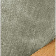 Chenille Silver Grey Futon Cover