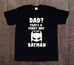 Batman,+Męska+koszulka+z+nadrukiem,+w+DDshirt+na+DaWanda.com