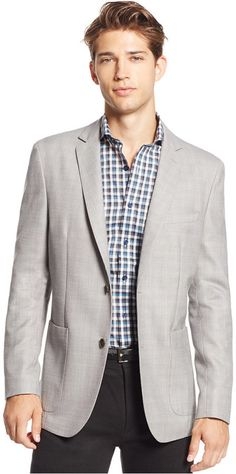 Vince Camuto Air Two-Button Jacket