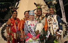 International powwow at the Manito Ahbee Festival