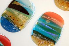 The Art of fusing pictures in glass | ... Fused Glass Jewelry Bootcamp Tanya Veit | Ed Hoy's Art Glass Creative