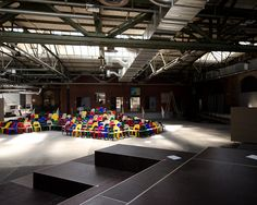 re:publica square - the heart of #rp12 was the best place in berlin =)