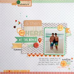 Valley High kit July 2013  here at the beach by debduty at @Studio_Calico