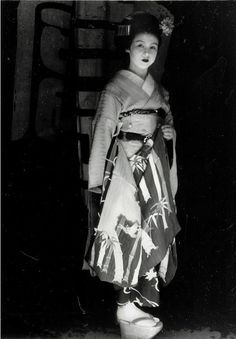 Set 1: About 1950's, Japan. Photography by Kiichi Asano (1914 - 1990)