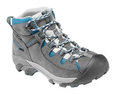 Hiking boots I want!  KEEN Footwear - Women's Targhee II Mid