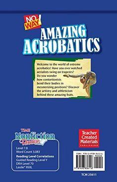 No Way! Amazing Acrobatics (TIME Middle School Nonfiction Books) (Time for Kids Nonfiction Readers)