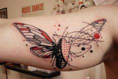 trash polka butterfly - Google'da Ara