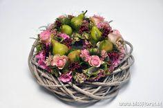 Herfst Taart   Biss Floral   Bloemen, Workshops en Arrangementen   Workshop Bloemschikken Creatief Herfst September Oktober November