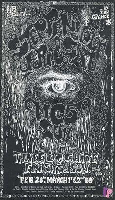 Steppenwolf at Grande Ballroom 2/28-3/2/69 by Melkus
