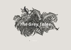 The Grey Tales | CSS Website