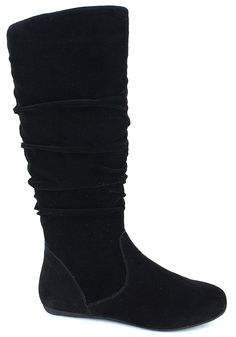 This Hot Boot Features:<br/>faux suede upper, side zipper closure for an easy on and off, stitching and seam accents, soft faux fur lining with zebra print, cushioned comfort insole, synthetic outsole