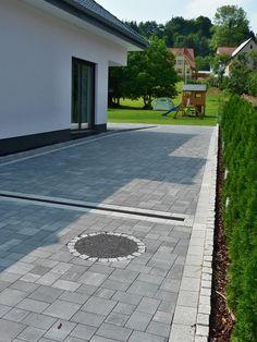 Drainage Solutions, Swimming Pools Backyard, Pavement, Backyard Patio, Orlando, Garden Design, Sidewalk, Stairs, Building