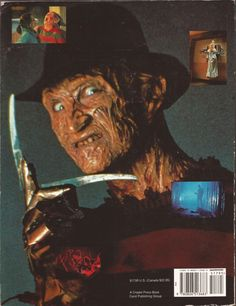 The Nightmare Never Ends book by William Schoell & James Spence
