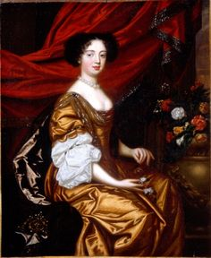 "NOT a royal mistress, but one of England's first femaie professional artists. What follows is nonsense:  ""Mary Beale, King Chares II's favourite mistresses, remembered by him in the famous last words ''Be well to Portsmouth, and let not poor Nelly starve,'' linking her and Nell Gwynn finally as they were joined in constant rivalry during his life. ""  And so forth."