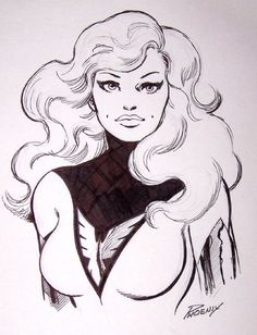 That John Byrne used to be able to draw one FINE Jean Grey Comic Book Artists, Comic Artist, Comic Books Art, Marvel Comics, Marvel Art, Marvel Women, Marvel Girls, Jean Grey Phoenix, Dark Phoenix