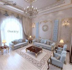 Modern Home Decor Living Room Living Room Sofa Design, Home Living Room, Living Room Designs, Living Room Decor, Dining Room, Luxury Home Decor, Luxury Interior, Luxury Homes, Interior Design