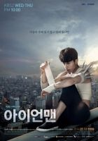 Blade Man-K-Drama- A supernatural drama about a hero whose body sprouts knives because of the pain that his heart's been through, leaving his body covered in scars. He's a smart, wealthy, prickly man who suddenly develops this ability and faces hardships for the first time in his life, and discovers love and grows up along the way. http://www.drama.net/blade-man