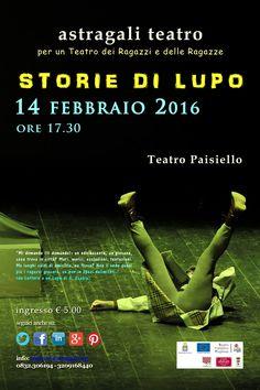 STORIE DI LUPO    astragali teatro