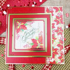 Christmas Craftaganza 2017 - Hunkydory   Hunkydory Crafts