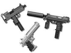 Counter-Strike Guns pixel art by TdeLeeuw