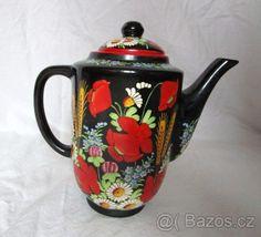 Chodská černá keramika - 1