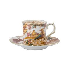 Olde Avesbury Coffee Cup and Saucer