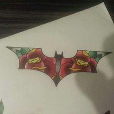 gorgeous in everyway Bat Symbol, Empty Canvas, Batman Tattoo, Chest Tattoo, Art Forms, Tattoos, Painting, Tattoo Ideas, Beauty