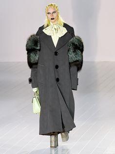 Lady Gaga Marc Jacobs Fashion show