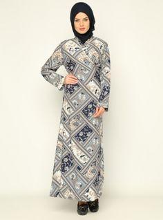 Prayer Dress - Blue - Me Like