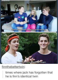 Jack&Finn Harries