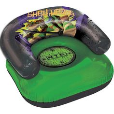 ninja turtle chair toys r us wheelchair knob 59 best children s chairs images furniture teenage mutant turtles inflatable with pump 10