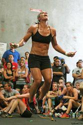 Sweat it out #CrossFit