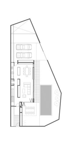 Acassuso House,Floor Plan 1
