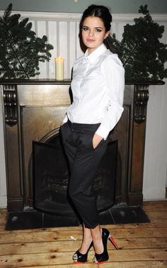Bip Ling, Veryfirstto.com Luxforecst Connoisseur, at the Alice Temperly party. Image via Glamour Nerd