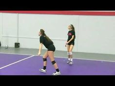 Volleyball Training Solutions presents a defensive skill progression that KIVA volleyball club uses to help train their club athletes. Volleyball Passing Drills, Volleyball Serve, Volleyball Practice, Volleyball Clubs, Volleyball Training, Volleyball Drills, Volleyball Quotes, Coaching Volleyball, Girls Softball