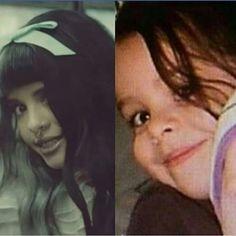 She basically looks the same! Lol