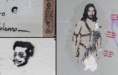 Stencils from Oaxaca Mexico.