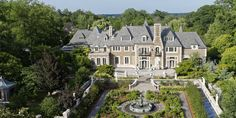 There's a Gatsby-esque mansion on Long Island and it just hit the market for $100 million - http://read.bi/1LLRQ2Z  #ColdwellBanker