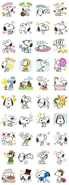 Snoopy Snoopy SNOOPY