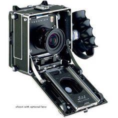 Linhof 4x5 Master Technika 2000 Metal Field Camera