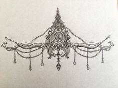 ACOTAR night court tattoo design @mscrystalbeard